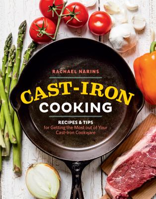 Cast-Iron Cooking - Rachael Narins book
