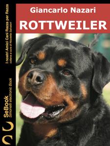 Rottweiler Copertina del libro