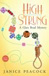 High Strung, Glass Bead Mystery Series, Book 1