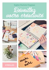 Réveillez votre créativité La couverture du livre martien