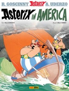Asterix in America Book Cover