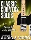 Classic Country Guitar Solos With Audio  Video