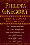 Philippa Gregorys Tudor Court 6-Book Boxed Set