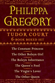Philippa Gregory's Tudor Court 6-Book Boxed Set PDF Download