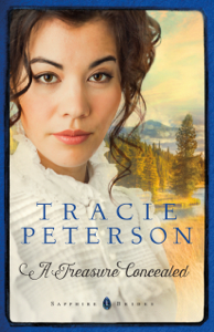 A Treasure Concealed (Sapphire Brides Book #1) Summary