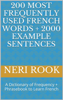 Neri Rook - 200 Most Frequently Used French Words + 2000 Example Sentences: A Dictionary of Frequency + Phrasebook to Learn French ilustración