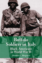 Buffalo Soldiers in Italy book