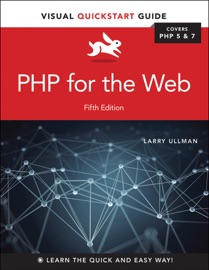 PHP for the Web - Larry Ullman