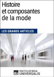 Histoire Et Composantes De La Mode Les Grands Articles