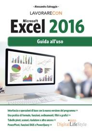 Lavorare con Microsoft EXCEL 2016 - Alessandra Salvaggio
