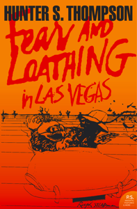 Fear and Loathing in Las Vegas Libro Cover