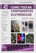 Como Testar Componentes Eletrônicos Book Cover