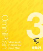 Manuel de l'utilisateur OmniPlan 3 pour Mac