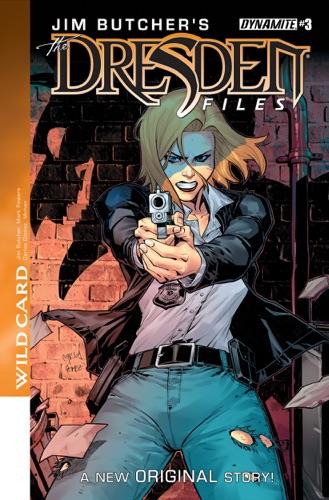Jim Butcher, Mark Powers & Carlos Gomez - Jim Butcher's The Dresden Files: Wild Card #3