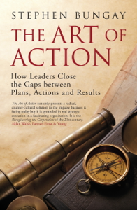 The Art of Action Cover Book