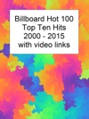 Billboard Top Ten Hits 2000-2015 With Video Links