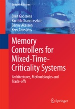 Memory Controllers For Mixed-Time-Criticality Systems