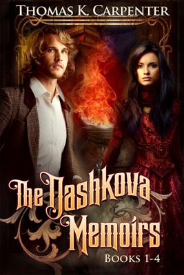 The Dashkova Memoirs (Books 1-4) - Thomas K. Carpenter book