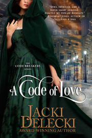 A Code of Love - Jacki Delecki book summary