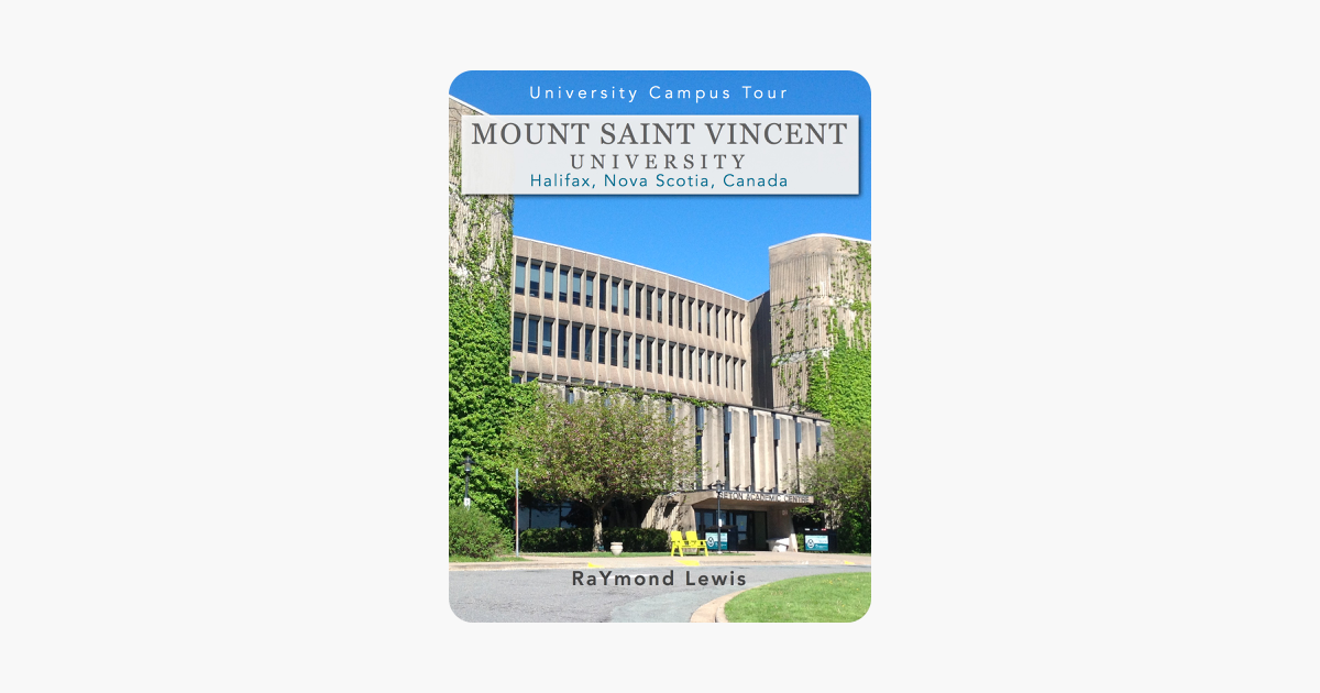 Mount Saint Vincent University sur Apple Books