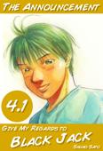 Give My Regards to Black Jack Volume 4.1 Manga Edition