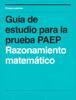 Sonia LГіpez - GuГa de estudio para la prueba PAEP ilustraciГіn