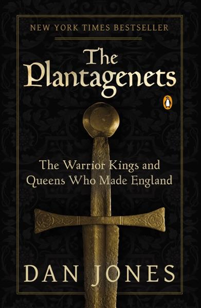 The Plantagenets - Dan Jones book cover