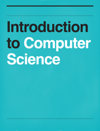 Introduction to Computer Science book