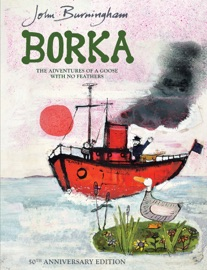 Borka The Adventures Of A Goose With No Feathers