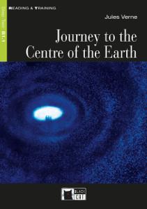 Journey to the Centre of the Earth Copertina del libro