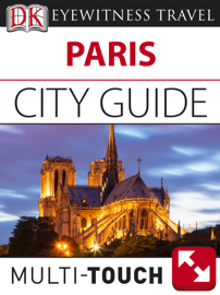 DK Paris City Guide book