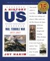 A History Of US War Terrible War 1855-1865 A History Of US Book Six