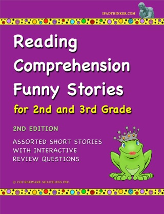 Reading Comprehension Funny Stories For 2nd And 3rd Grade On