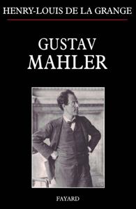 Gustav Mahler La couverture du livre martien