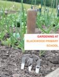 Gardening at Blackwood Primary School
