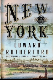 New York: The Novel - Edward Rutherfurd Book