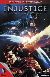 Injustice: Gods Among Us #28 book
