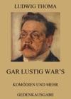 Gar Lustig Wars - Komdien Und Mehr