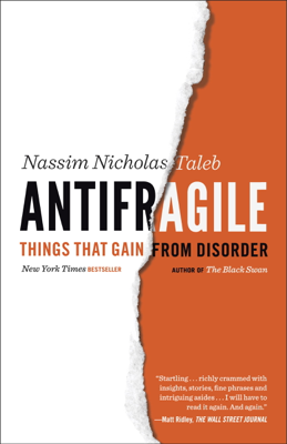 Antifragile - Nassim Nicholas Taleb book