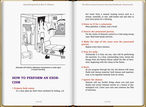 The Worst-Case Scenario Survival Handbook: Paranormal