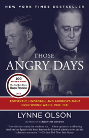Those Angry Days book