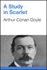 Arthur Conan Doyle - A Study in Scarlet  artwork