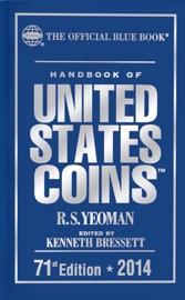 Handbook of United States Coins 2014