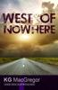 KG MacGregor - West of Nowhere artwork