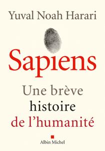 Sapiens Couverture de livre