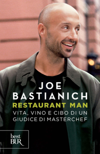 Restaurant Man Libro Cover