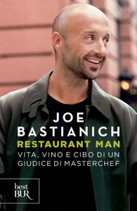 Restaurant Man Copertina del libro