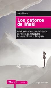 Los catorce de Iñaki Book Cover