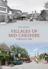 Villages Of Mid Cheshire Through Time