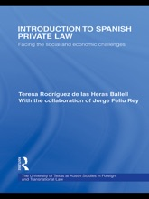 Introduction To Spanish Private Law